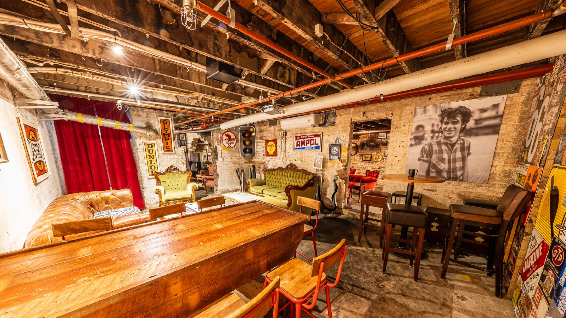 Greaser Bar | The Prince Consort