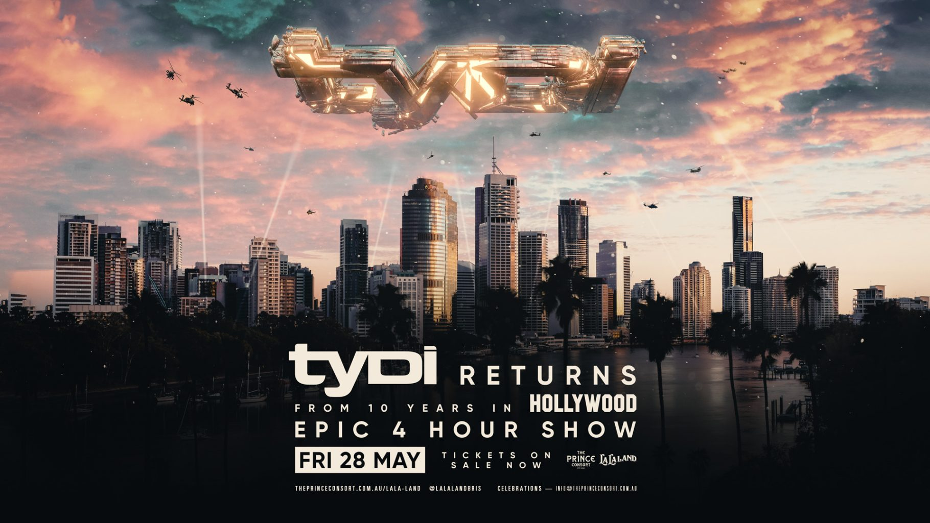 TyDi Returns