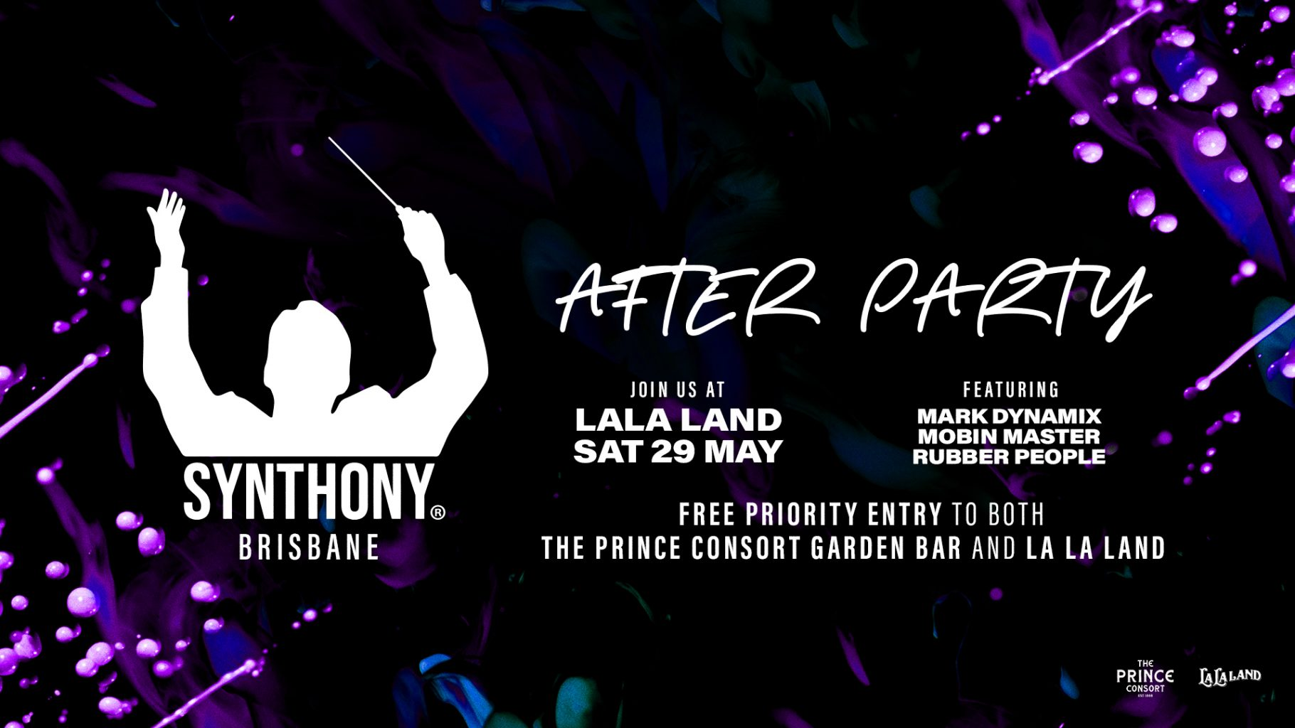 Synthony After Party