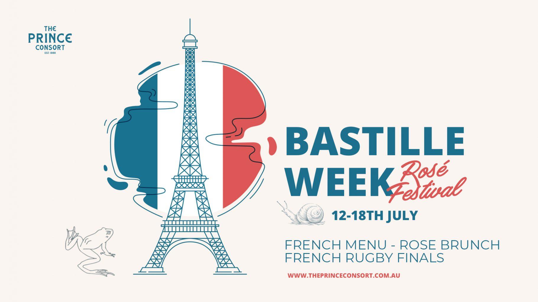 Bastille Week Rose Festival