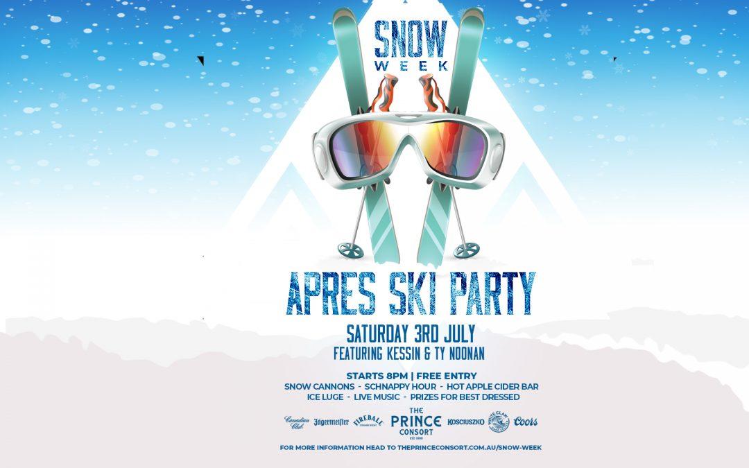 (POSTPONED)Apres Ski Party