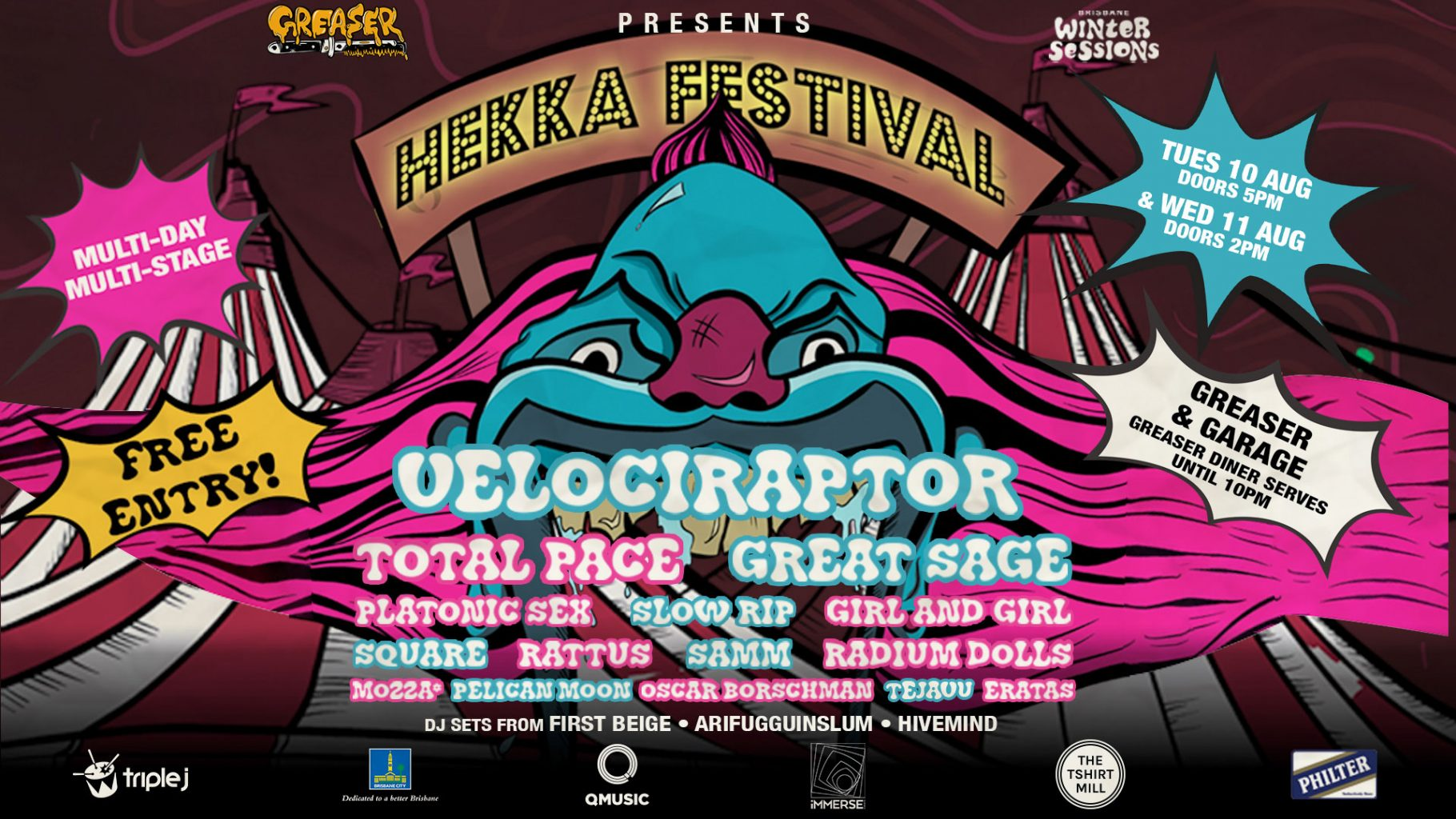 Hekka Festival
