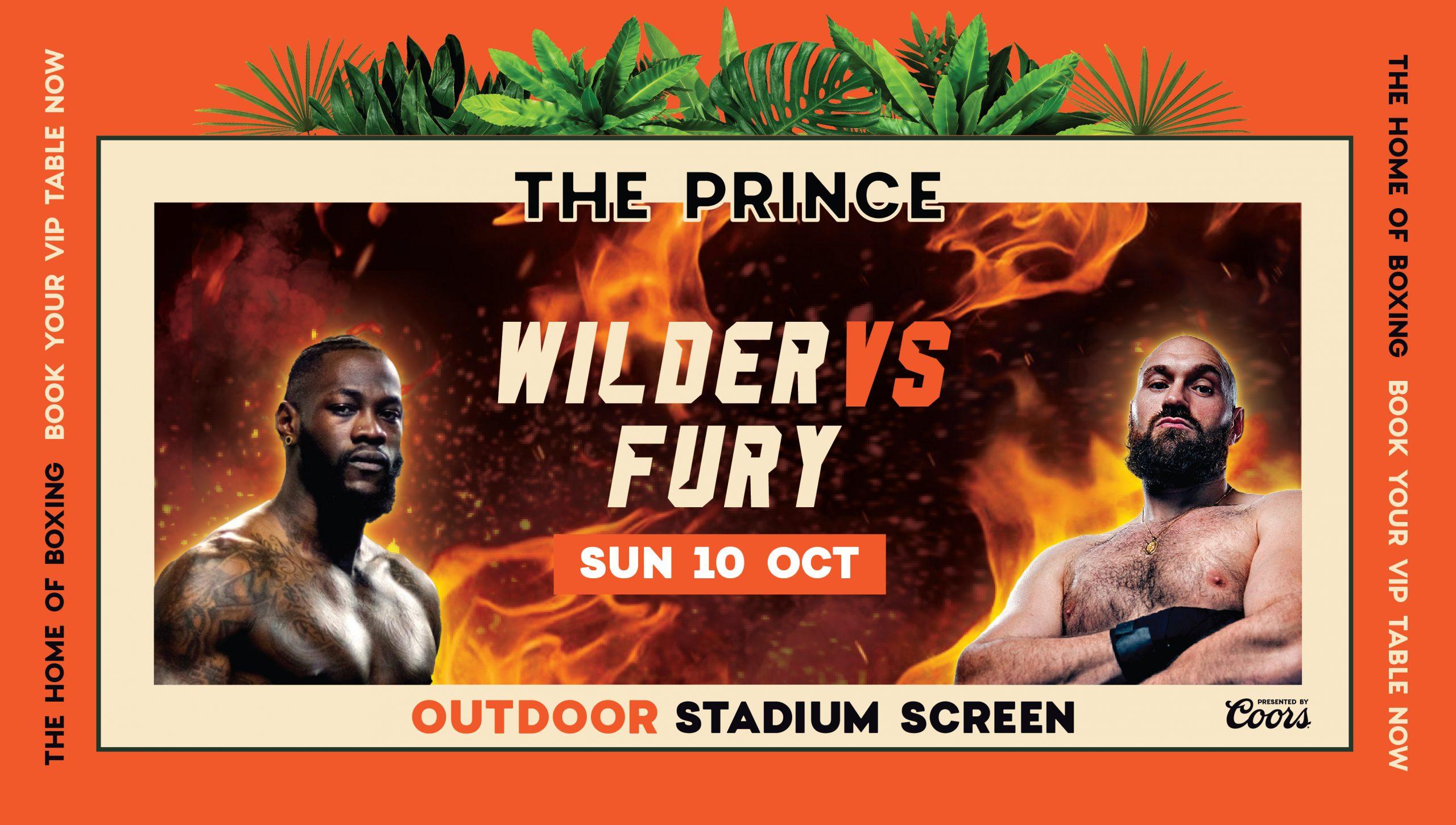 Fury v Wilder