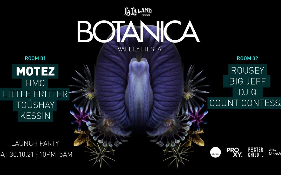 BOTANICA – LAUNCH PARTY
